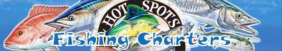 Hot Spots Fishing Charters