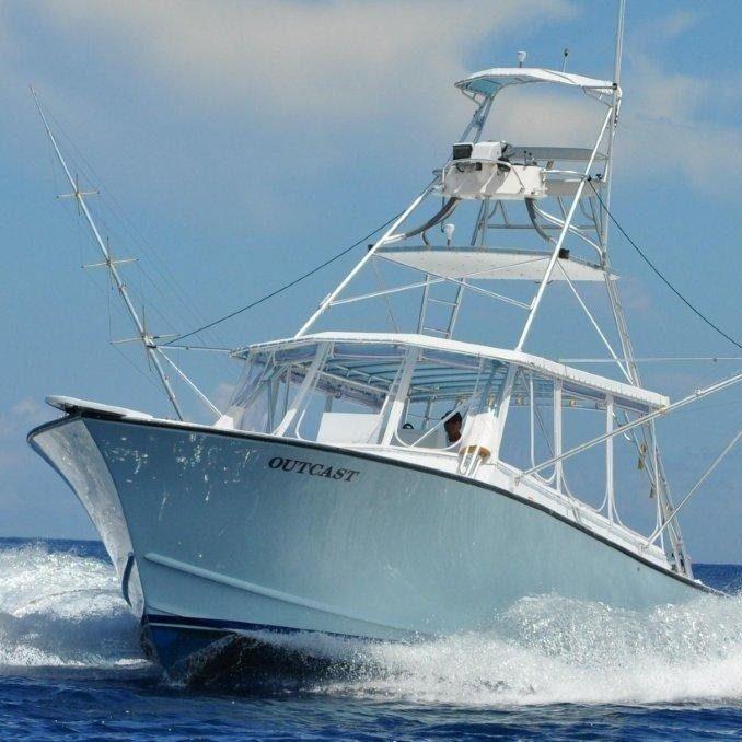 Outcast Charter Fishing