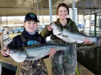 Lake Texoma Striper Hunter Guide Service
