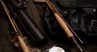 Custom Split Cane Fly Rods