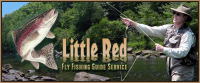 The Little Red Fly Fishing Guide Service
