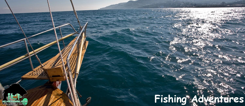 ICF Fishing Adventures Slide - iClickFishing.com