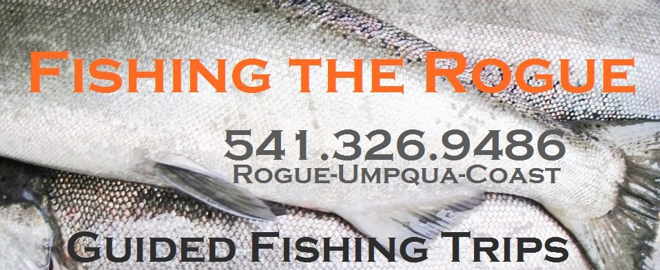 Fishing The Rogue - iClickFishing.com