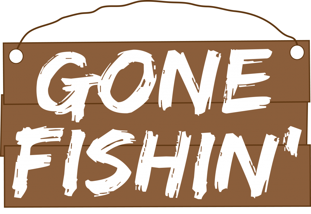 ICF Gone Fishing - iClickFishing.com