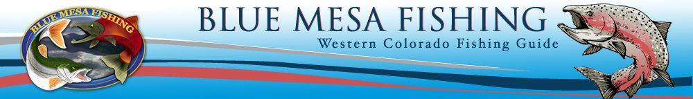 Blue Mesa Fishing