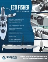 Eco Fisher SS1 Kayak Information