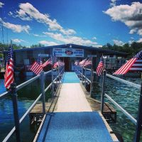 Bull Shoals Lake Boat Dock